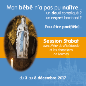 Session Stabat @ Lourdes